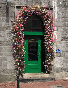 Interesting doorway