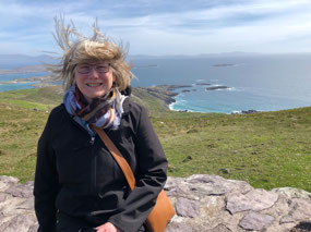 A windy day on the RIng of Kerry