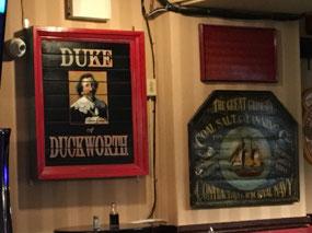 Inside the Duke of Duckworth