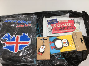 Some Iceland swag
