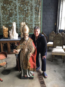 Me and the Pope