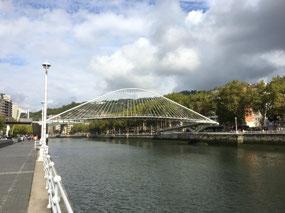 Zubizuri footbridge