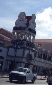 Crystal Casino...open 24 hours to take your money!