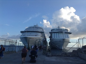 2 ships in port today