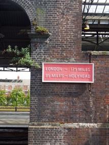 Chester Train Station