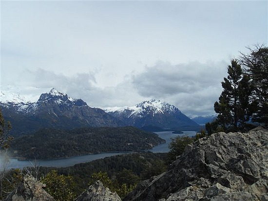 Bariloche - View from Cerro Campanario