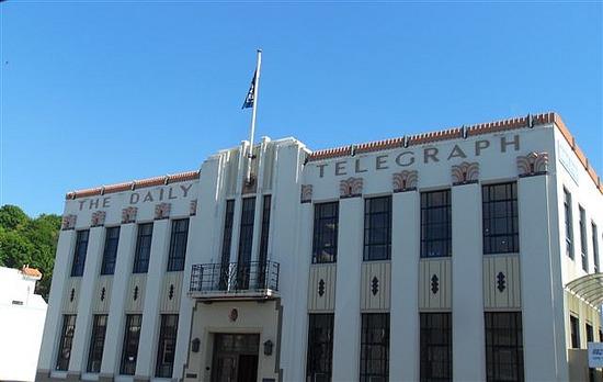 Napier Art Deco