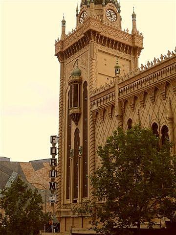 Forum Theatre Melbourne