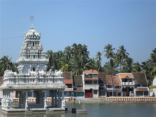 Suchindran Temple, Kerala