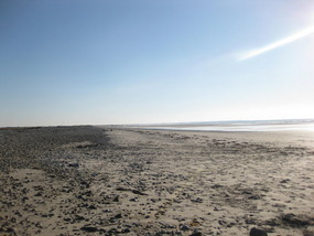 der Strand bei Tréogat