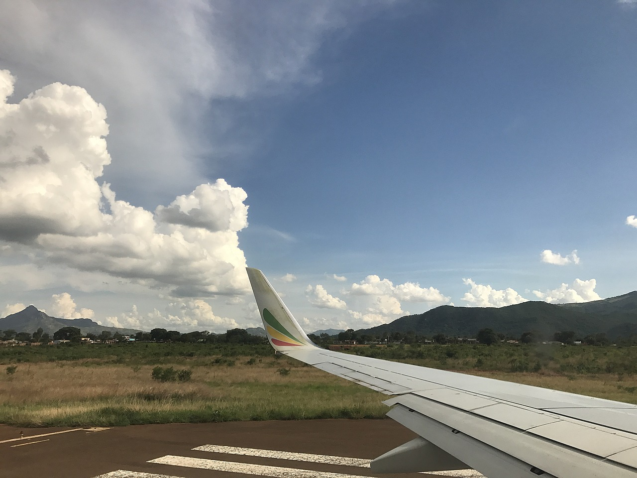 Our first glimpse of Malawi