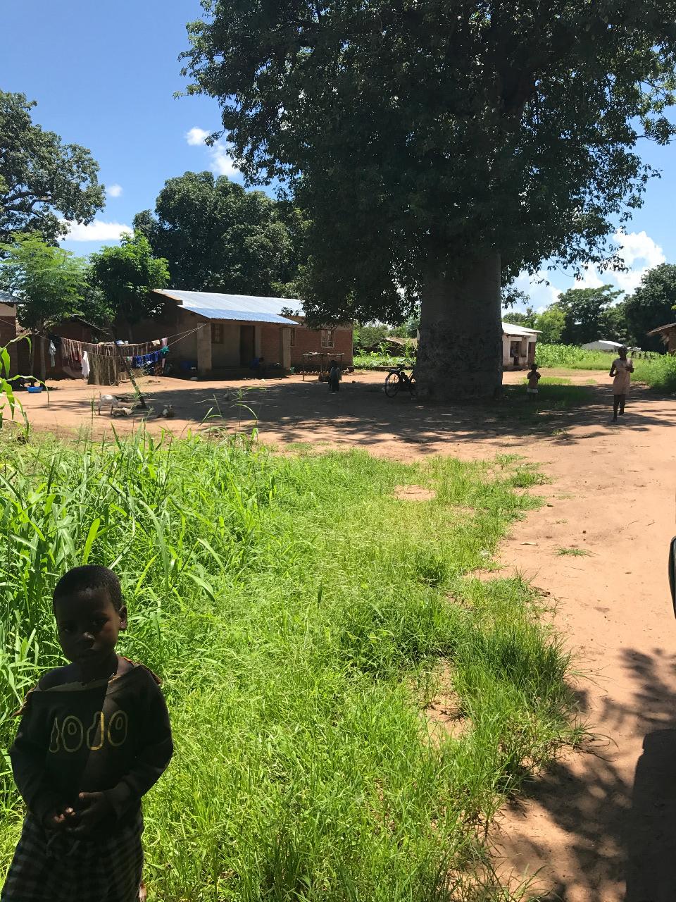 a village we got lost in