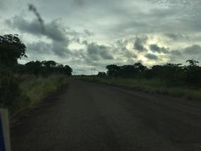 The road to Nkhotakota