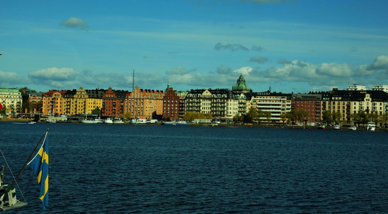 Seaside Sweden