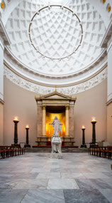 Altar of Copenhagen Cathedral