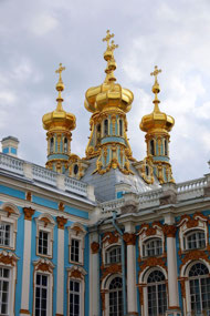 Domes of Catherine Palace