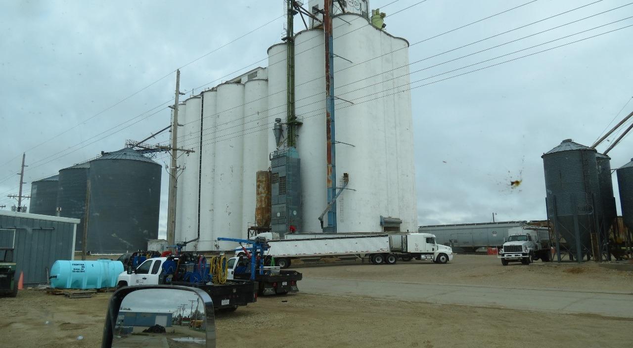 Grain Elevator or Prairie Cathedrals