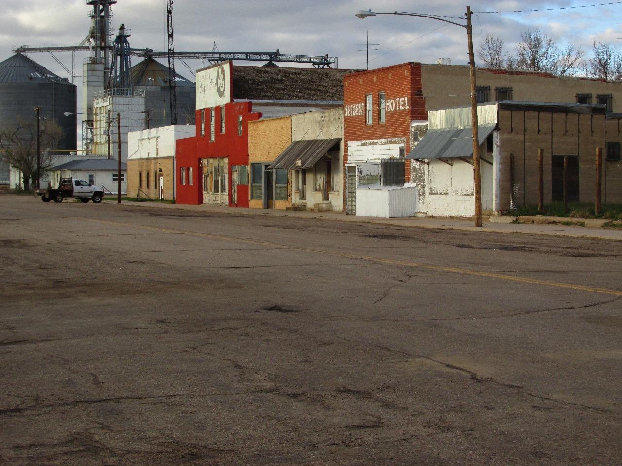 Downtown Seibert, Colorado