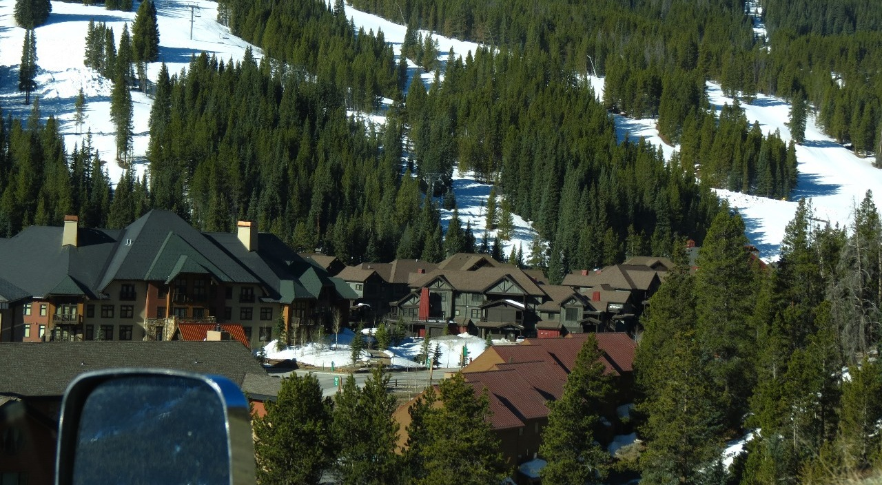 Vail housing