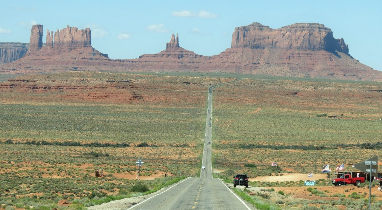 On to Monument Valley