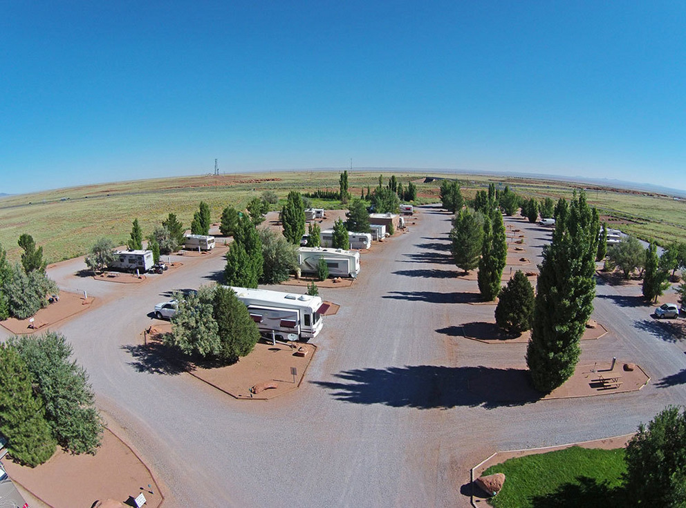 Meteor Crater RV Park-6 miles from the crater
