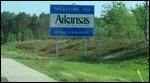 First time in to Arkansas
