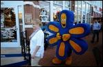 The Spark mascot