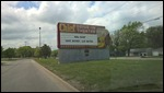 Chief Drive-In Sign