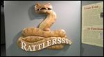 Rattler exhibit
