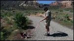 Colorado National Monument walk