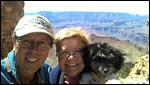 Grand Canyon family portrait