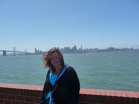 Ik bij de Skyline