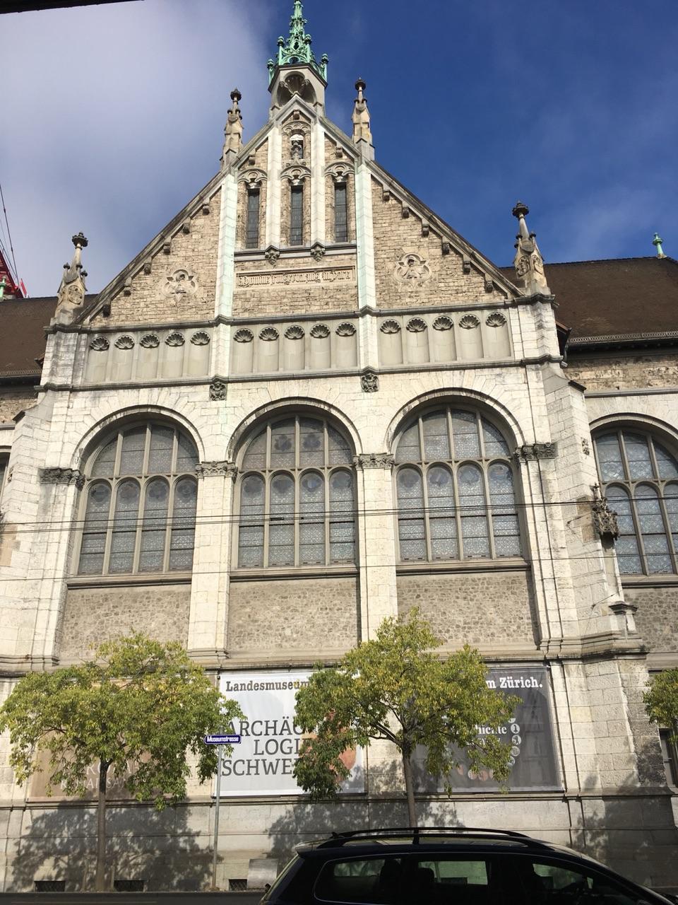 National Museum in Zurich, Switzerland