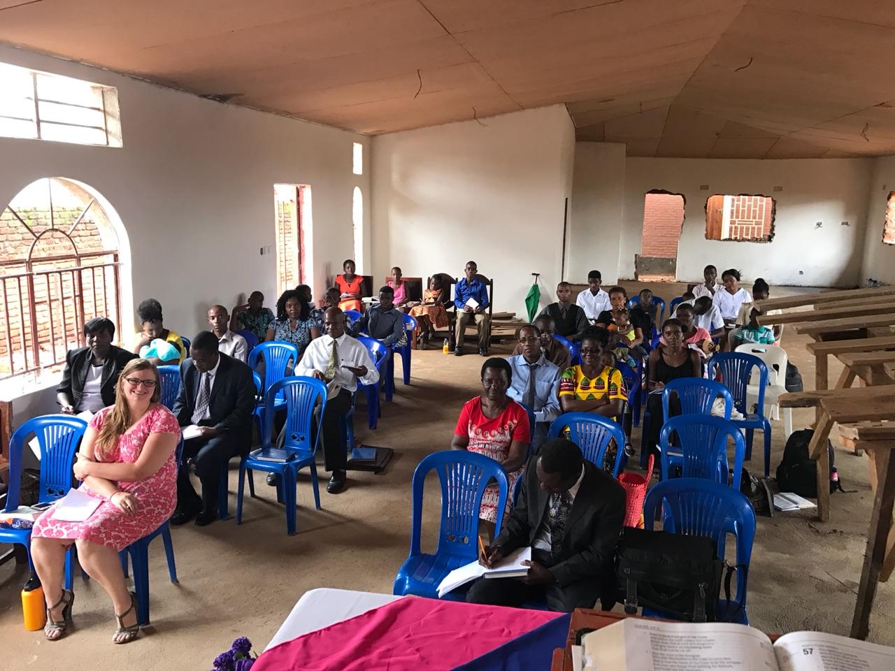 Congregation in Lilongwe - 11 February 2017