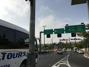 Streets in Jerusalem