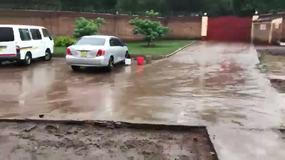 Sabbath rainfall