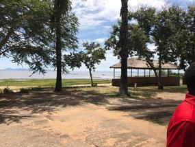 Lake Malawi in Chipoka