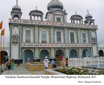 Westminister Hwy Gurdwara