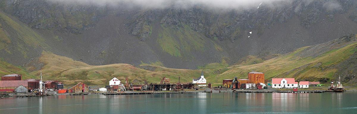 Grytviken... on a sunny day!