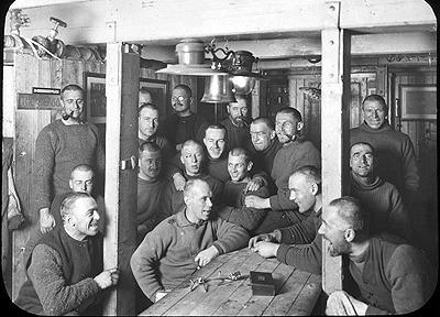 Some of Shackleton's Endurance Crew