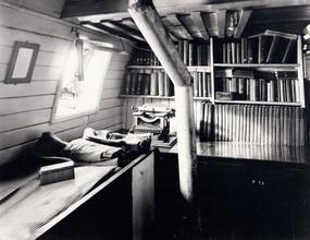 Shackleton's Cabin aboard the Endurance