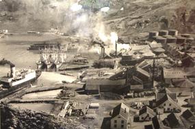 Grytviken in the 1920s