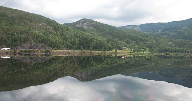Oslo to Myrdal Train Journey