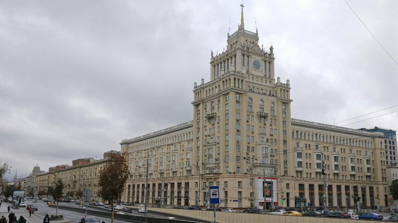 Bolsyaha Sadovaya Ulitsa