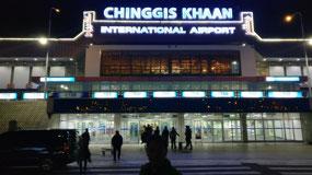 Chinggis Khaan International Airport, Ulaan Bataar