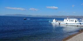 Listvyanka - Lake Baikal Ferries
