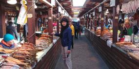 Listvyanka Market - Delicious Omul