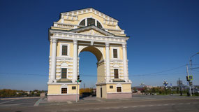 Moscow Gate