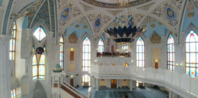 Kul Sharif interior
