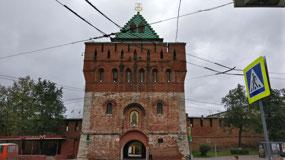 Entrance to the Kremlin